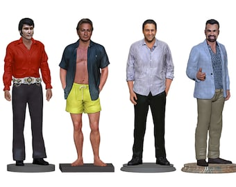 3d figurine from just your photo