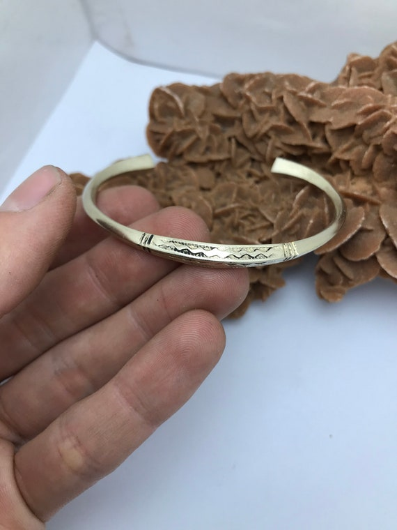 fait \u00e0 la main,artisanat touareg Bracelet Touareg Argent amazigh bracelet,ethnique bracelet,anciens touareg bracelet