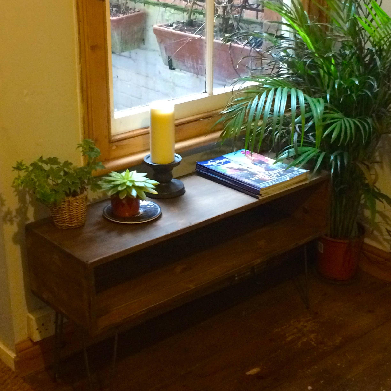 altholz holz tv st nder tv ger t couchtisch sideboard etsy. Black Bedroom Furniture Sets. Home Design Ideas