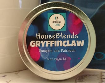 Gryffinclaw HouseBlends 4 oz Soy Candle