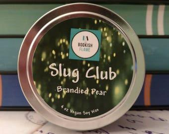 Slug Club 4 oz Soy Candle