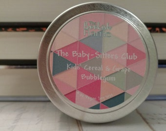 The Baby-Sitters Club 4 oz Soy Candle | Throwback Collection