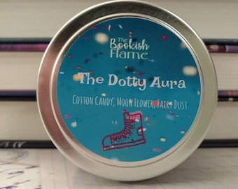 The Dotty Aura 4 oz Soy Candle