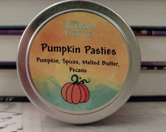 Pumpkin Pasties 4 oz. Soy Candle