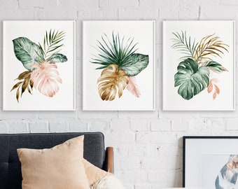 Tropical Decor Etsy