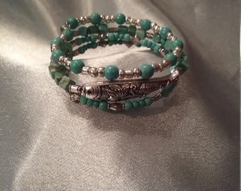 Turquoise  coy