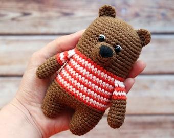 amigurumi pattern crochet BEAR PATTERN crochet teddy bear pattern amigurumi bear pattern amigurumi crochet pattern crochet amigurumi pattern