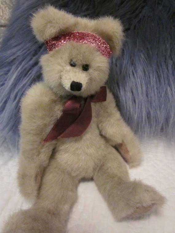 1993 Vintage TY Bear  b2a9e70984b
