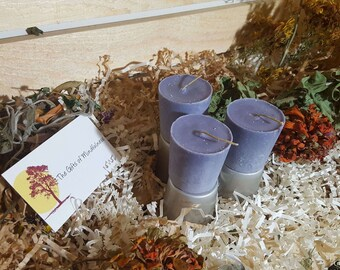 Frankincense and myrrh, set of three