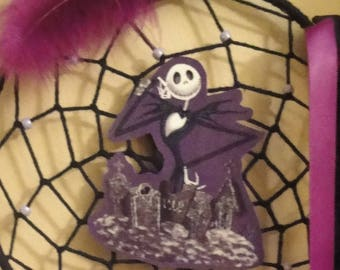 NIGHTMARE BEFORE CHRISTMAS dreamcatcher, all new!!!