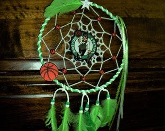 Boston Celtics dreamcatcher