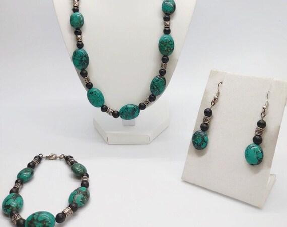 Handcrafted Gemstone Set