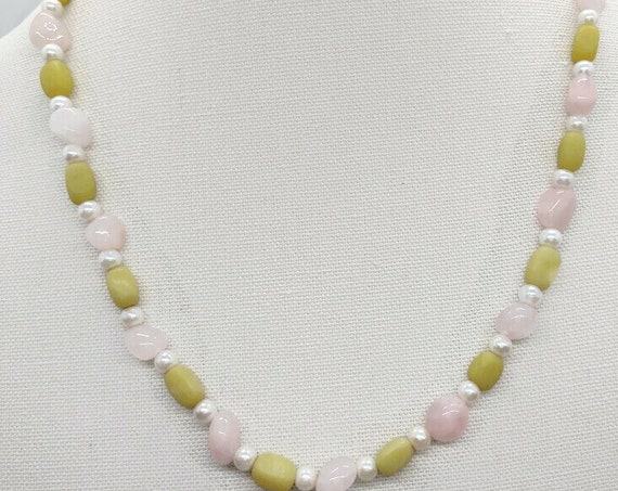 N-1566 Stone Necklace