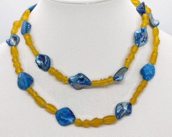 N-1612 Double Strand Necklace