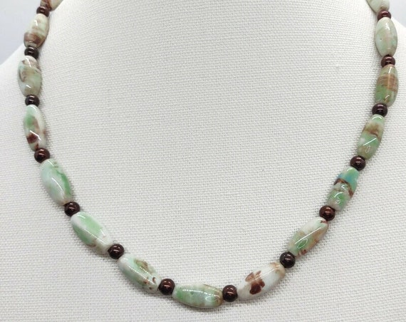 N-1616 Beaded Necklace