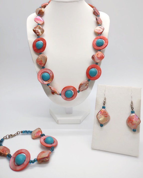Handcrafted Shell Necklace