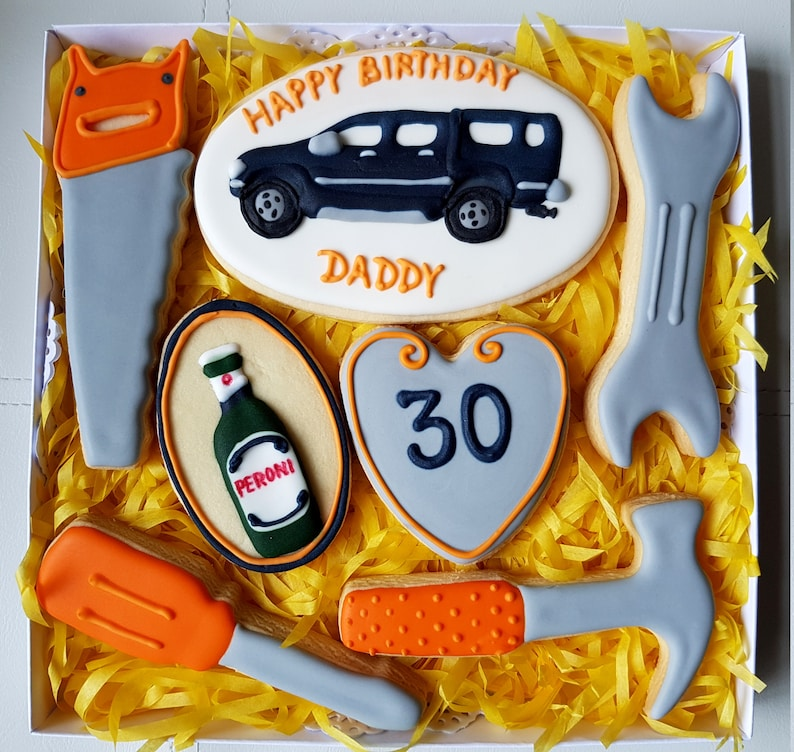 Birthday Gift Box For Him 30th