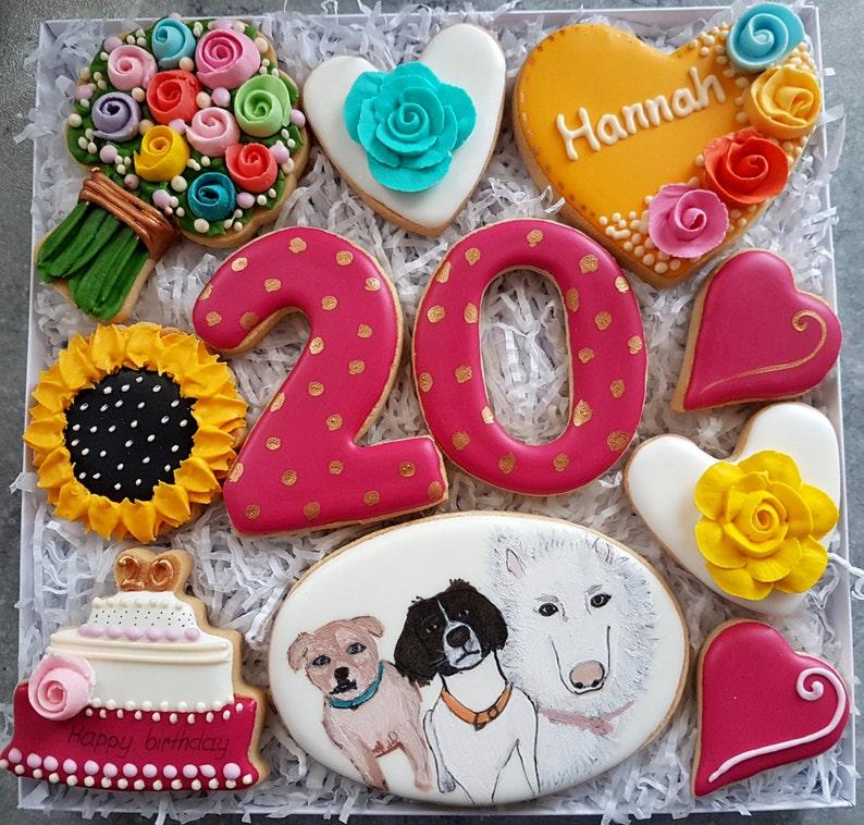 Personalised Birthday Gift Happy 21 Bespoke