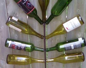 Flat Leaf Bottle Tree