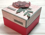 Geschenkbox-Geschenkverpackung-Geschenkschachtel zum Geburtstag