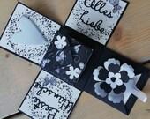 Hochzeits-Box - Geschenkb...