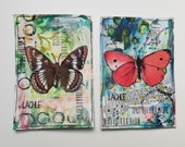2 St. Schmetterlingsbilde...