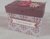 Geschenkbox- Geschenkverp...