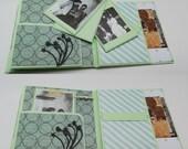 Mini - Fotoalbum / Erinngerungsbuch blanko - Anlass frei wählbar