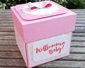 Baby-Box - Geschenkbox - ...