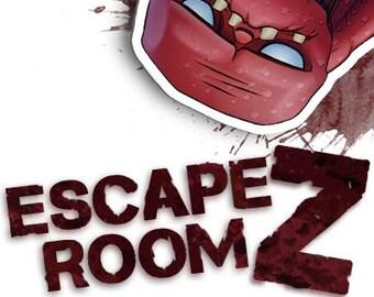Escape Room Z | Printable Kit