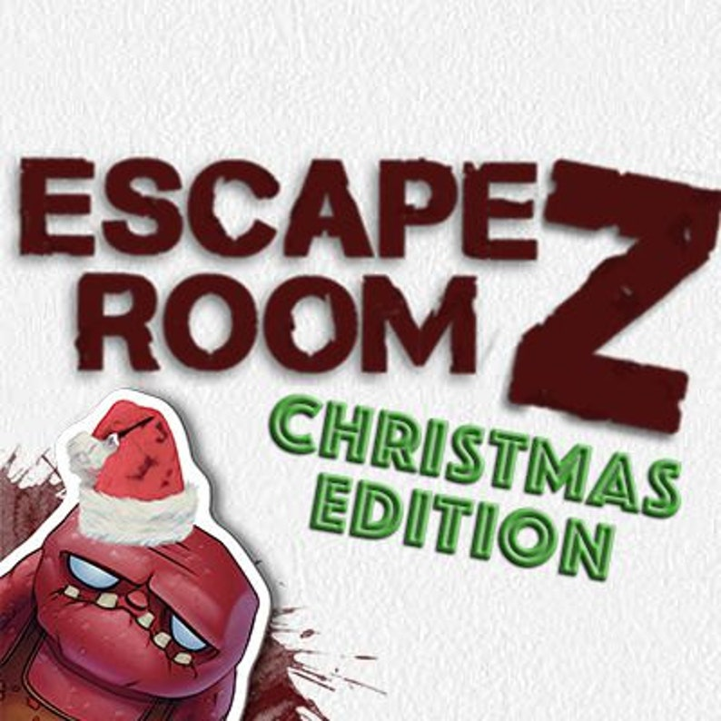 It is a picture of Obsessed Free Printable Escape Room Kit Pdf