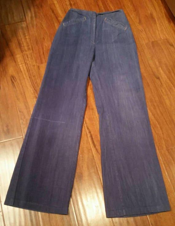 Vintage White Stag Levis Jeans