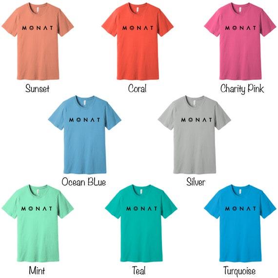 Monat swag Monat shirt Clearance Monat Bag monat clothing