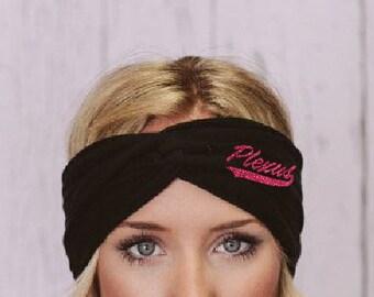 Plexus Glitter Turban Headband, Plexus Headband, Plexus, Turban Headband, Glitter Plexus