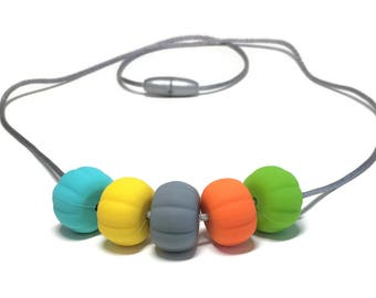Chew Necklace for Children / Sensory Necklace / Teething Necklace / Autism / Sensory Processing Disorder / Chewlery / Toddler / Fidget