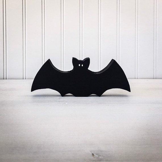 Bat Decoration Halloween Bat Decor Halloween Gifts Etsy