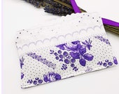 Lavender pillows various finishes, lavender bags, lavender scent pillows, moth protection,