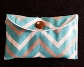 Tampon bags, tampon case, small purse, 6 cm x 9.5 cm