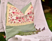 Patchwork pillow case in ...