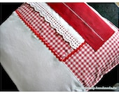 Pillowcase patchwork vint...