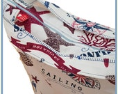 cooling bag, 42 x 45 cm, bath bag, tote bag, shopper, unique,