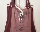 "Fabric bag, Bohemian style designer bag made of fabric, shopping bag, b 38 x 42 cm-15, ""cotton bag,"