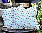 Children's pillow whi...