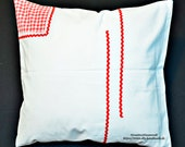 Vintage pillowcase 40 x 4...