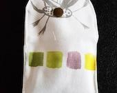 Tampon case, condom bag, small purse, 7 cm x 8.5 cm,