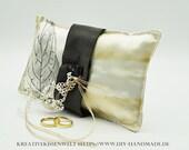 "Ring Cushions made of Polyester, Ring Rack Cushions 12 x 21 cm, 5ŵx8, """