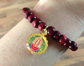 Devi bliss | Shakti bracelet | Goddess | Yoga jewelry | Yoga jewelry
