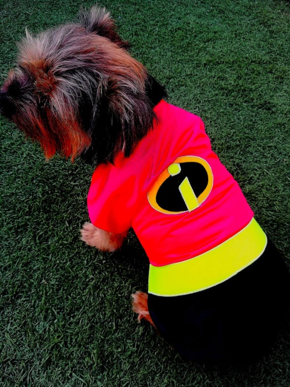2b2f5ae00 The incredibles incredibles dog costume incredible costume | Etsy