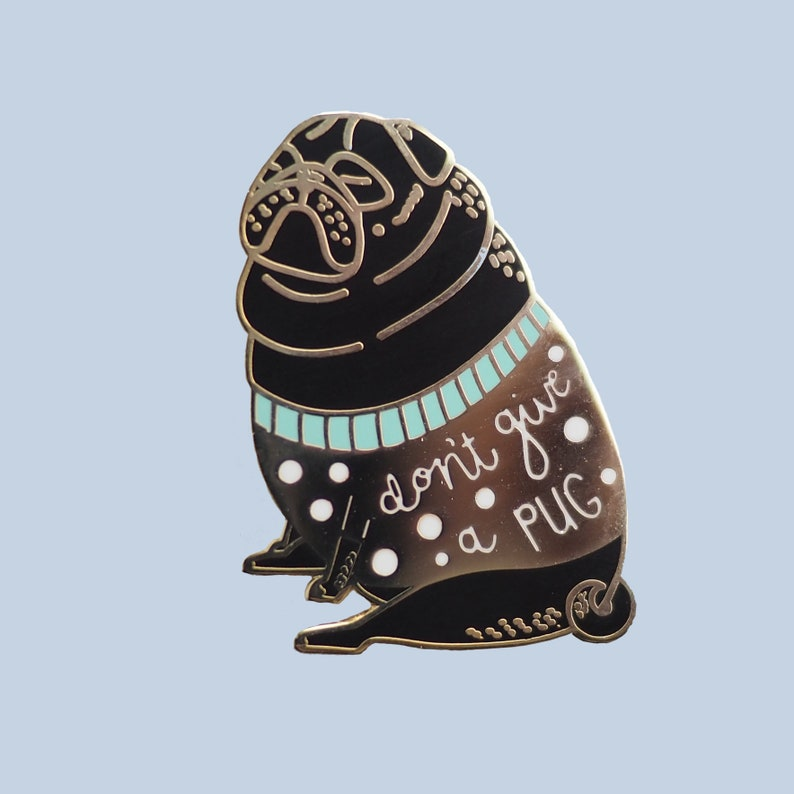 Black Cog Hat//Tie pin
