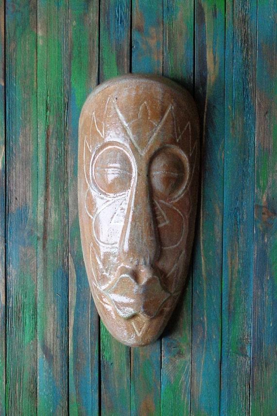 Large 10 Sun Face Ornament Sun Mask Plaque Wall Hanging Buddha Garden